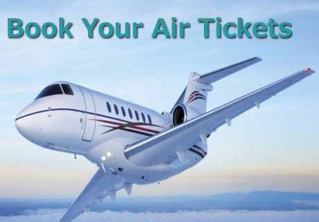 Book Your Air Tickets