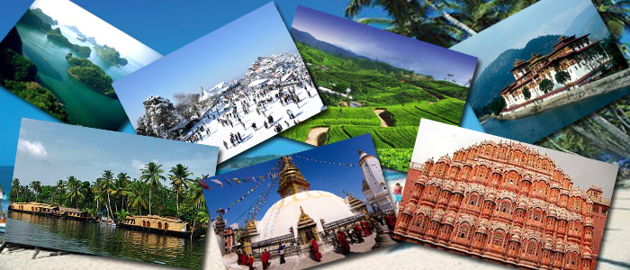 Attractions in India